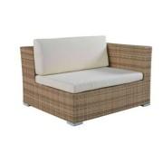 Sun Sofa Ingleses Modulo Lateral Esquerdo Cor Bambu 32292 Sun House