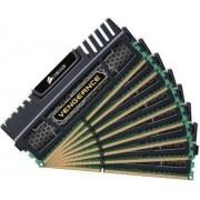 Memorii Corsair Vengeance DDR3, 8x8GB, 1600MHz