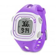 Garmin Forerunner 10 Lila/Blanc