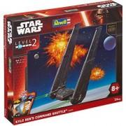 Revell 06695 Disney Star Wars VII series Kylo Rens Command Shuttle plastic model kit