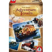 Adventure Tours Board Game by Pegasus Spiele