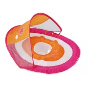 SwimWays Baby Spring Float Sun Canopy, Pink by SwimWays [Toy] (English Manual)