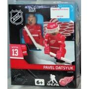 Pavel Datsyuk NHL Oyo Mini Figure Lego Compatible Detroit Red Wings