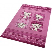 Smart Kids Teppich Kitty Kat 110x170 pink SM-3988-02 110x170