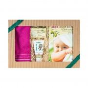 Dárkový balíček pro miminka a novorozence - růžová