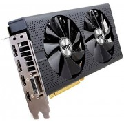 Sapphire Nitro Radeon RX 470 8 GB GDDR5 PCI-E 256 bit Dual HDMI/DVI-D/Dual DP OC (UEFI)