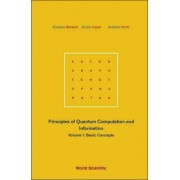 Principles Of Quantum Computation And Information - Volume I: Basic Concepts by Giuliano Benenti