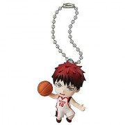 Bandai Kuroko No Basket Swing Figure Keychain~All star Part 2~Taiga Kagami