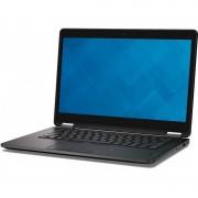 Laptop Dell Latitude E7470 14 inch Full HD Intel Core i7-6600U 8GB DDR4 256GB SSD FPR Backlit KB Linux Black