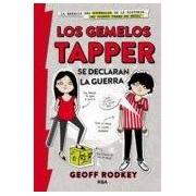 Rodkey Geoff Los Gemelos Tapper Se Declaran La Guerra (ebook)