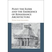 Pliny the Elder and the Emergence of Renaissance Architecture by Peter Fane-Saunders