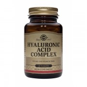 Hyaluronic Acid Complex 120mg tabs 30s