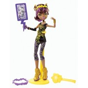 Monster High Freaky Fusion Clawdeen Wolf CBX39