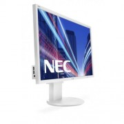 "Monitor NEC MultiSync LCD EA244WMi-BK, 24"", W-LED IPS, 1920x1200/60Hz, 1000:1, 5ms, 350cd, audio, D-SUB, DVI, DP, HDMI, USB (1+4), sivý"