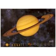 Puzzle Saturno luminiscente