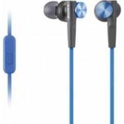 Casti Sony Intraauriculare Extra Bass Albastru
