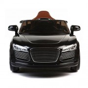 Incredible 12 V Style Audi R8 Battery Operated Ride On Car With Remote Control/Mp3 Input/Volume Control/Black