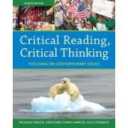 Critical Reading, Critical Thinking by Richard Pirozzi