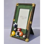 Fotorámeček billiard stůl