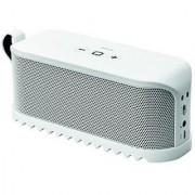 White Jabra Solemate Mini Bluetooth Speaker