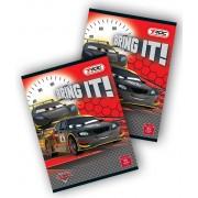 Caiet A5, 80 file, matematica, CARS