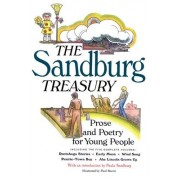 The Sandburg Treasury by Carl Sandburg