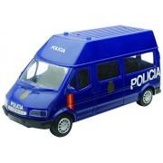 NEWRAY 56093 - Forze Dell' Ordine Van Cuerpo Nacional De Policia, Scala 1:32, Die Cast, Blu