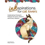 Inkspirations for Cat Lovers: Captivating Coloring Designs Celebrating Fantastic Felines for Every Season and Reason