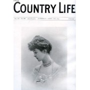 Country Life Illustrated, Vol. Xv, N° 380, April 1904 (Contents: Our Portrait Illustration: The Duchess Of Marthorough. Co-Operation In Ireland. Country Notes. Rooks And Rookeries. ...