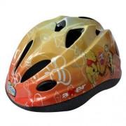 Axer Bike Kask rowerowy dla dzieci Cool - pomarańczowy