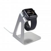 A-Solar Xtorm Smartwatch Dock XPD09 - стабилна алуминиева поставка за Apple Watch (сребриста)