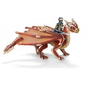 Schleich Young Dragon Rider Figure