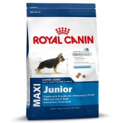 15kg Maxi Junior Royal Canin Size Hrană uscată câini