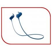 Sony Гарнитура Sony MDR-XB50BS Blue