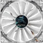 Ventilator Aerocool 120 mm 1500 RPM Shark White Edition