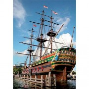 D-Toys Around the World - Amsterdam Jigsaw Puzzle, 1000-Piece by D-Toys