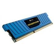 Corsair CML8GX3M2A1866C9B Vengeance Low Profile Memoria per Desktop a Elevate Prestazioni da 8 GB (2x4 GB), DDR3, 1866 MHz, CL9, con Supporto XMP, Blu