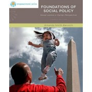 Brooks/Cole Empowerment Series: Foundations of Social Policy by Amanda Smith Barusch