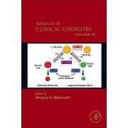 Advances in Clinical Chemistry: Vol. 55 by Gregory S. Makowski
