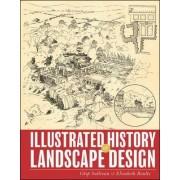 Illustrated History of Landscape Design by Chip Sullivan