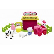 Set ferma, HELLO KITTY Preschool