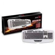 Genius GX-Gaming Imperator Pro Full Speed Professional Gaming Keyboard White Edition (Imperator Pro White Edition)