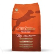 Nutragold Grain Free Pavo y Papa Dulce 13.6kg
