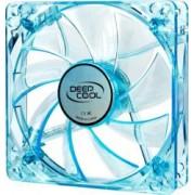 Ventilator DeepCool XFAN 120U BB Blue LED 120mm