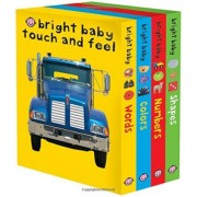 Bright Baby Touch and Feel by Roger Priddy