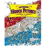 Ultimate Hidden Pictures Across America by Tony Tallarico