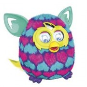 Jucarie Furby Boom Pink And Blue Hearts A6118