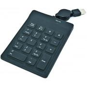 Keypad Laptop Gembird KPD-1F (Negru)