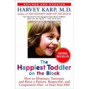 Happiest Toddler on the Block by Harvey Karp