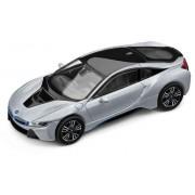 Miniatura BMW i8 Ionic Silver 1:43